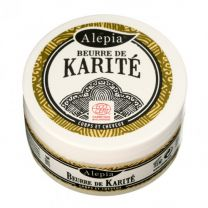 BEURRE DE KARITE RAFFINE BIOLOGIQUE - POT ALEPIA
