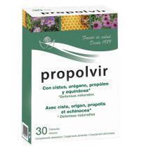 PROPOLVIR de BIOSERUM : Ciste + Propolis