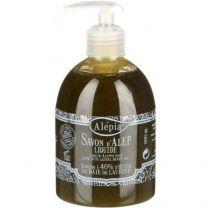 Pouss savon d'Alep liquide 40% DE LAURIER ALEPIA